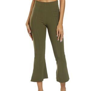 NEW Free People High Waisted Lyla Flare Yoga Pants